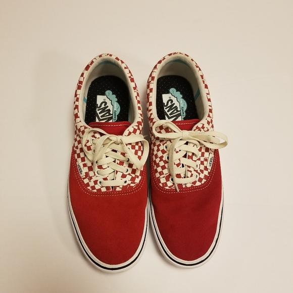 White Checkered Sneakers | Poshmark